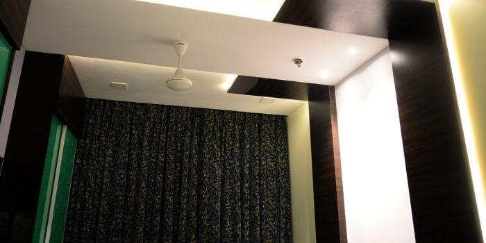 Mumbai Central Bed Room 2 Ceiling KenHab