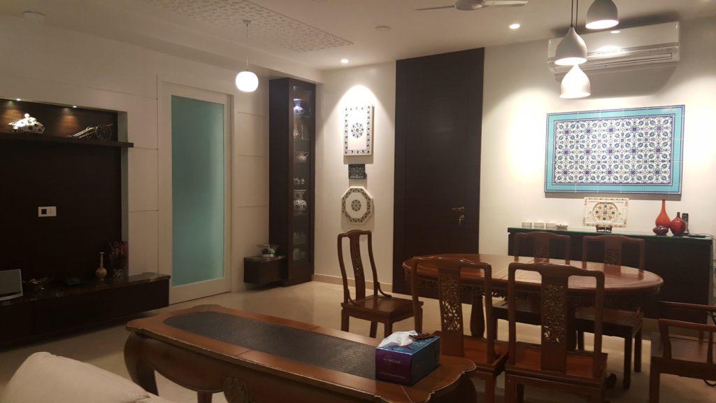 KenHab Nerul Living Room
