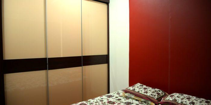 KenHab Mumbai Central Bedroom & Wardrobe